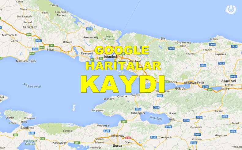 google-maps-kayit-olma