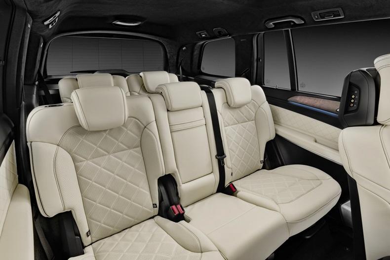 Yeni Mercedes-Benz GLS SUV
