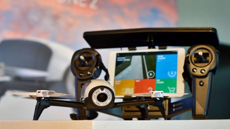 parrot-bebop-2-drone-controller