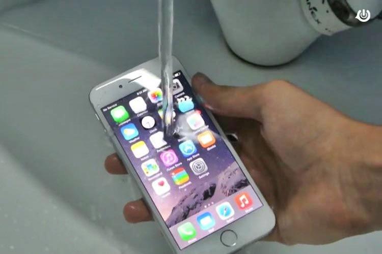 su-gecirmez-iphone