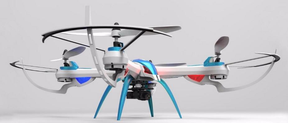 tarantula-x6-drone