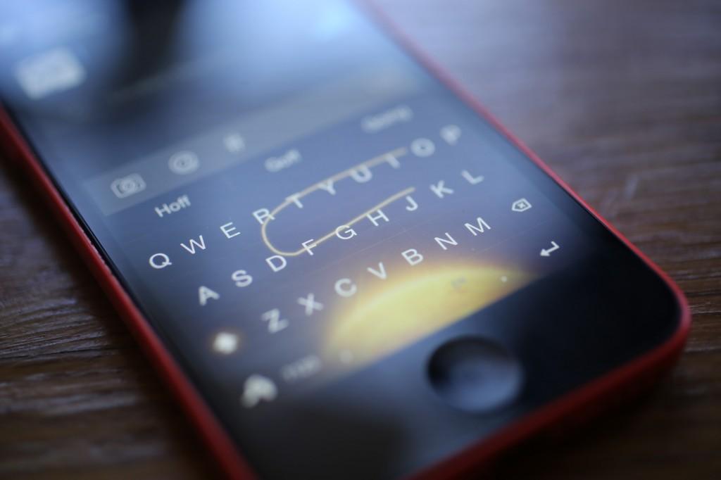 google-iphone-icin-klavye-yapiyor