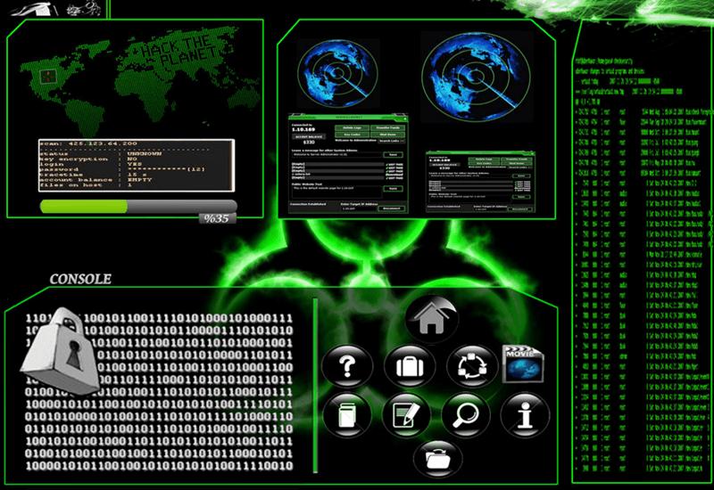 hacker-operation