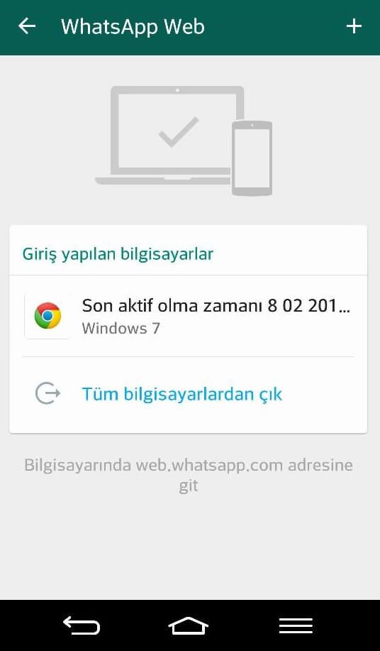 whatsapp-web-baglanma