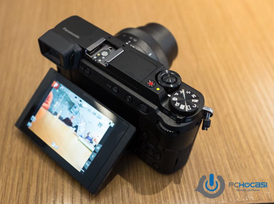 Panasonic Midrange GX85-inceleme