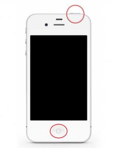 iphone-ekran-görüntü-gelmiyor