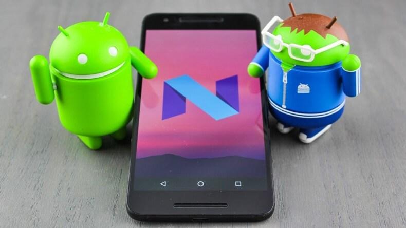 android-n-yukseltme