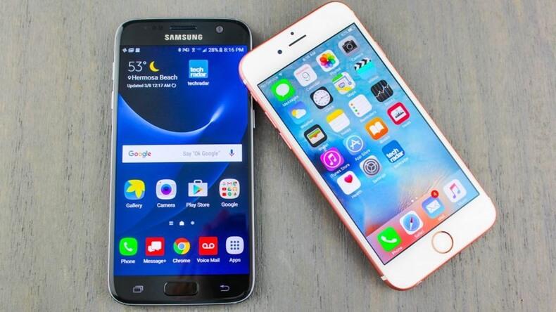 galaxy-S7-VS-iPhone-6S-drop-test