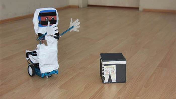 haci-robot