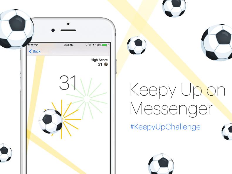 Facebook-Messenger-KeepyUp-Futbol