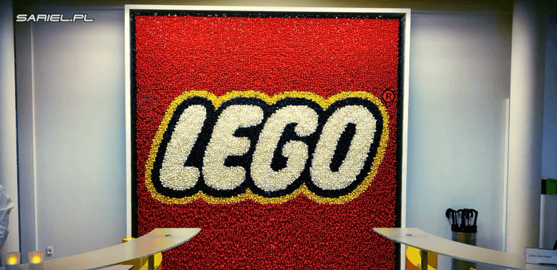 LEGO-Fabrikası