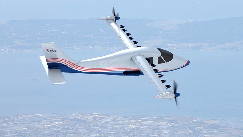 Maxwell-X-57