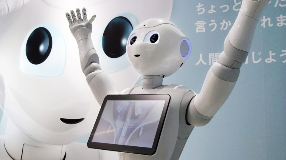 Pepper-Robo
