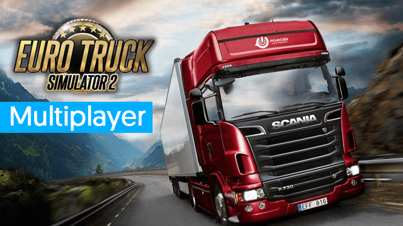Скачать Игру Euro Truck Simulator Multiplayer 2 - фото 11