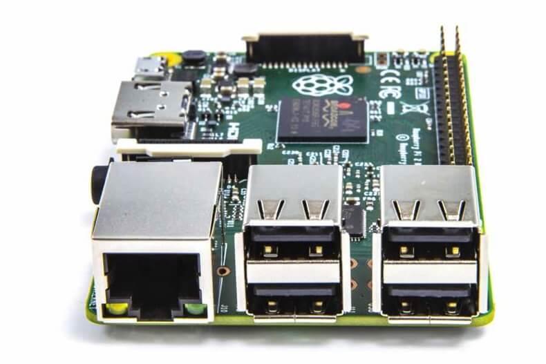 Raspberry-Pi-3-teknik