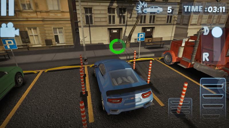 Real-Car-Parking-2
