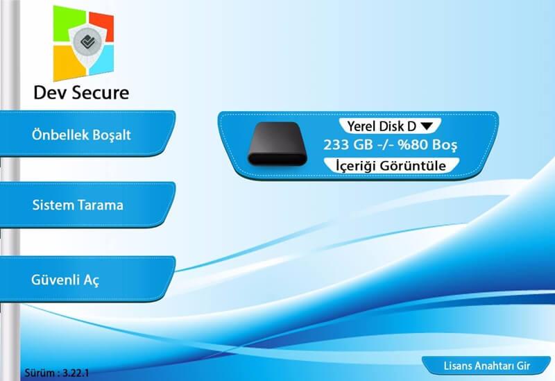 dev-secure-arayuz