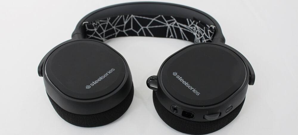 p r ss z mikrofonu ile steelseries arctis 5 inclemesi pc. Black Bedroom Furniture Sets. Home Design Ideas