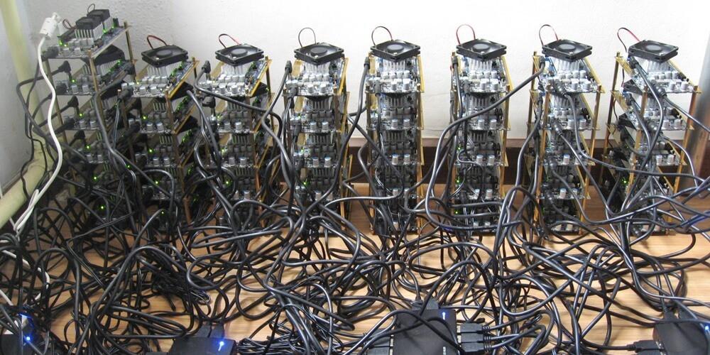 Türkiye'nin Doğu Bölgelerinde Kaçak Bitcoin Artışı Sürüyor