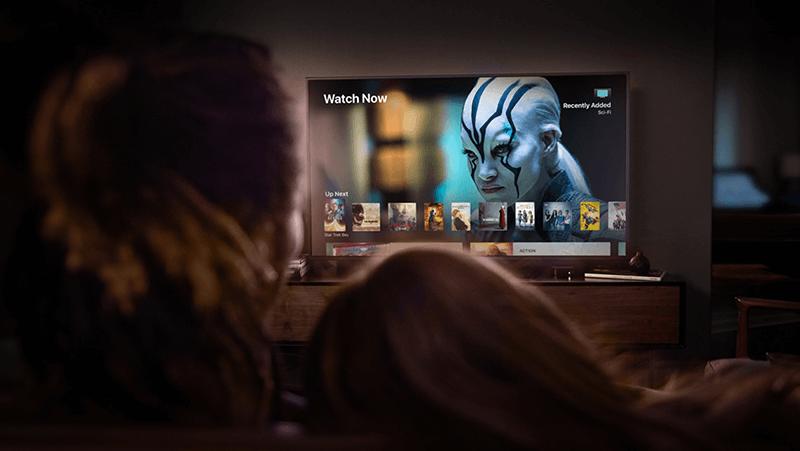 Apple TVtvOS 11.2 Güncellemesi
