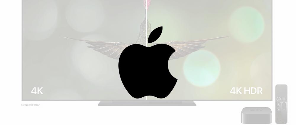 tvOS 11.2 ile Apple TV 4K'nın Video Çıkış Ayarı Düzeltildi
