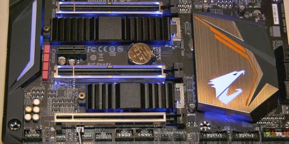 İlk AMD Ryzen 2000 Serisi Anakart: Gigabyte Gaming 7 WiFi