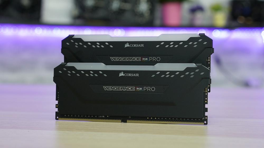 Corsair Vengeance RGB Pro RAM review