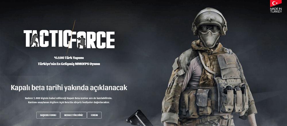 Türk Yapımı MMOFPS Oyunu Tactic Force Nasıl?