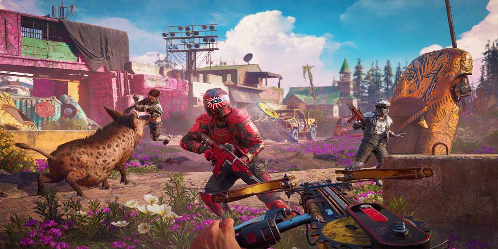 Far Cry New Dawn Sistem Gereksinimleri, PC Hocası