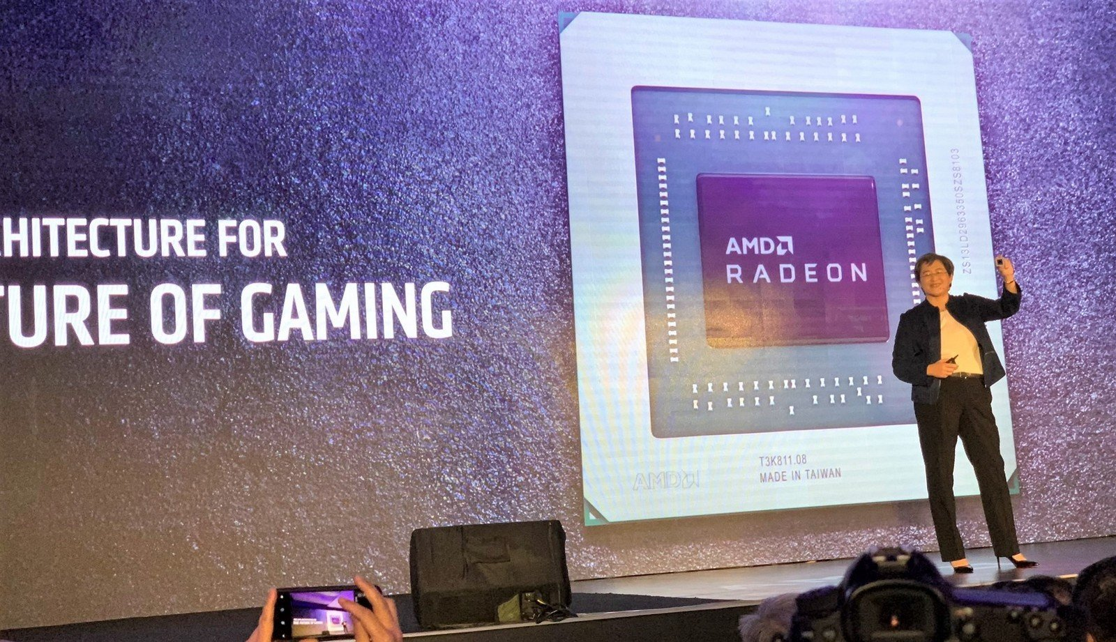 AMD Radeon Navi RX 5700