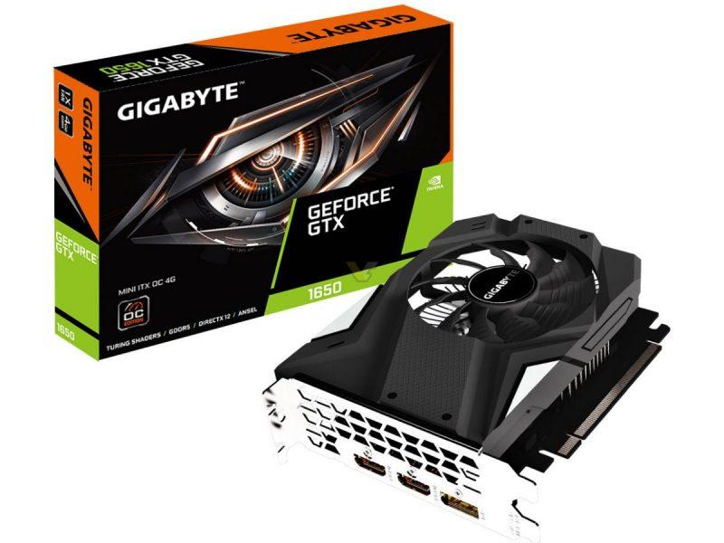 GIGABYTE GeForce GTX 1650 Windforce