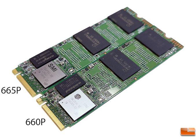 Intel SSD 665p