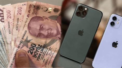 asgari ücretle iphone 11 almak