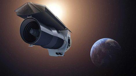 spitzer teleskobu