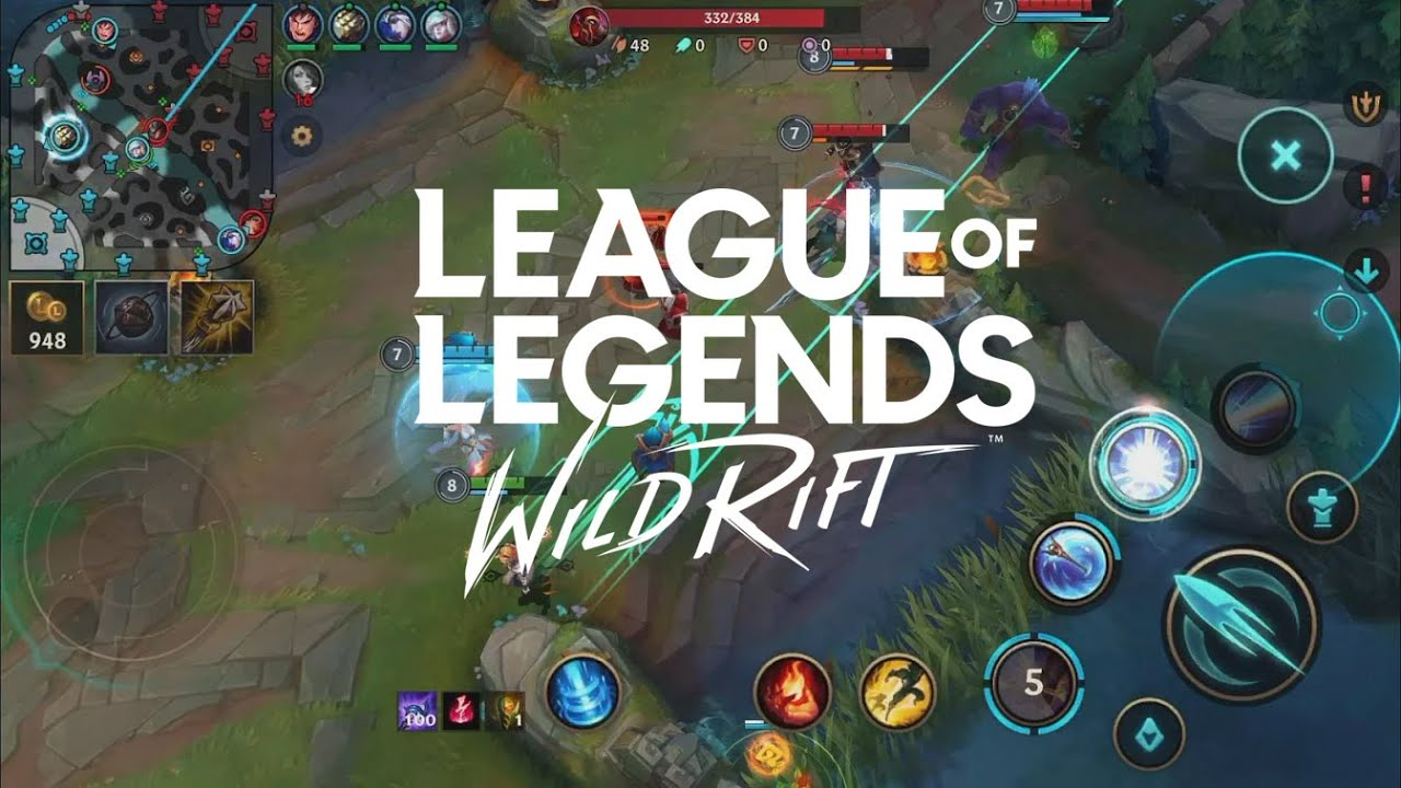 Wild Rift - League of Legends - lol
