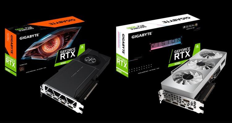 Gigabyte RTX 30