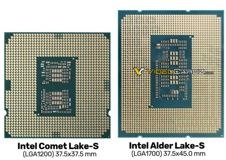 12.nesil Intel Alder Lake