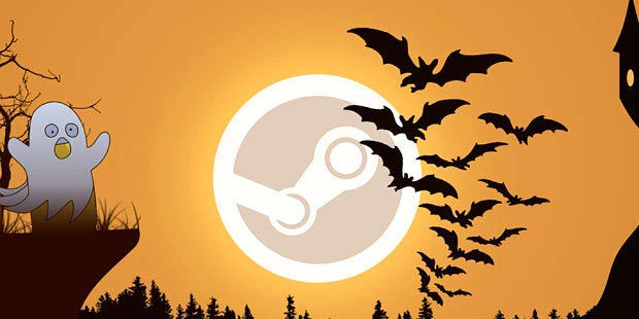 Steam Cadılar Bayramı indirimi