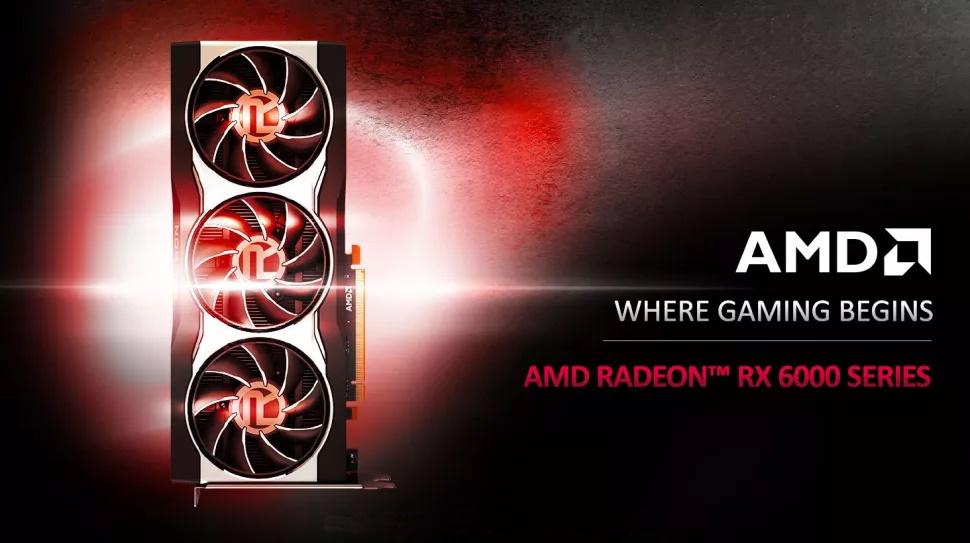 AMD RX 6800 XT