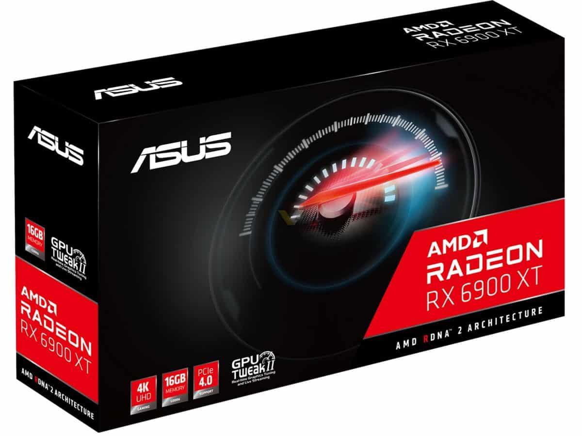 ASUS Radeon RX 6900 XT