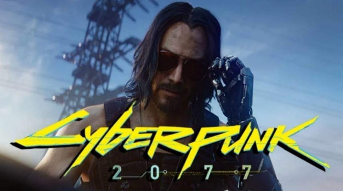 Cyberpunk 2077 Hotfix 1.05 sürümü