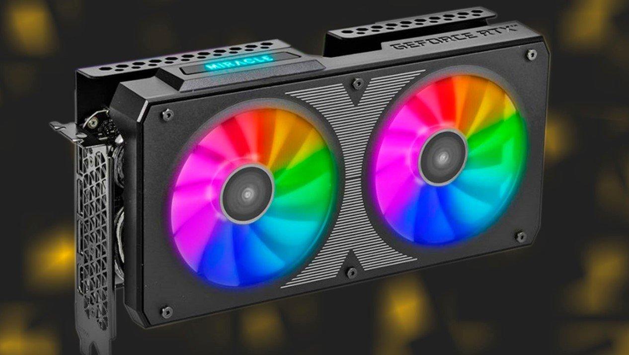 Emtek GeForce RTX 3070 Miracle