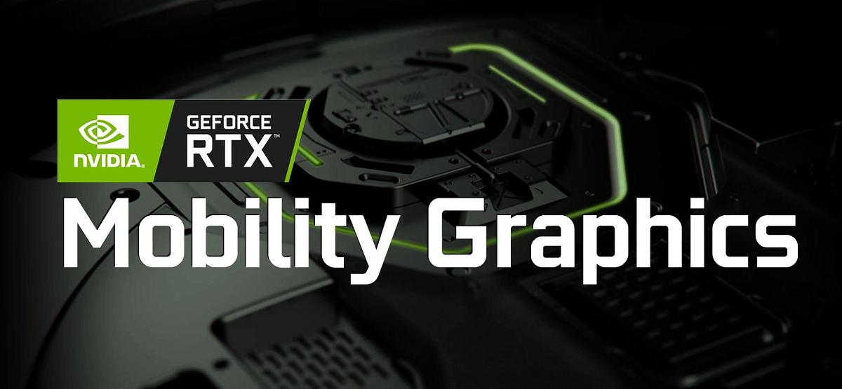 Mobil GeForce RTX 3080