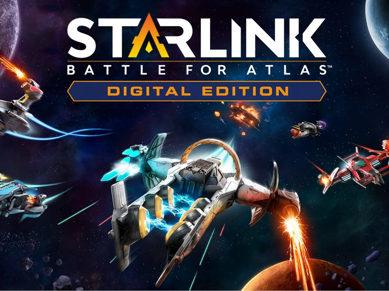Ubisoft starlink Battle for Atlas Digital Edition