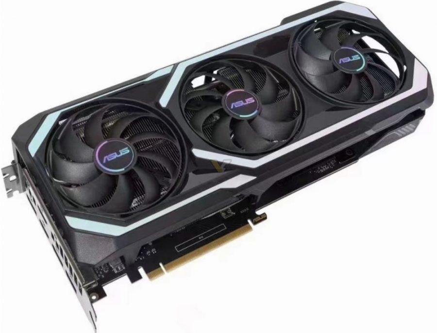 ASUS GeForce RTX 3060 Ti Megalodon