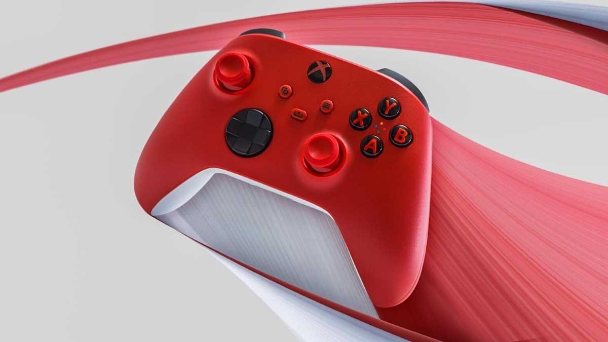 Microsoft Pulse Red Xbox Series Kolu Ortaya Çıktı - PC Hocası