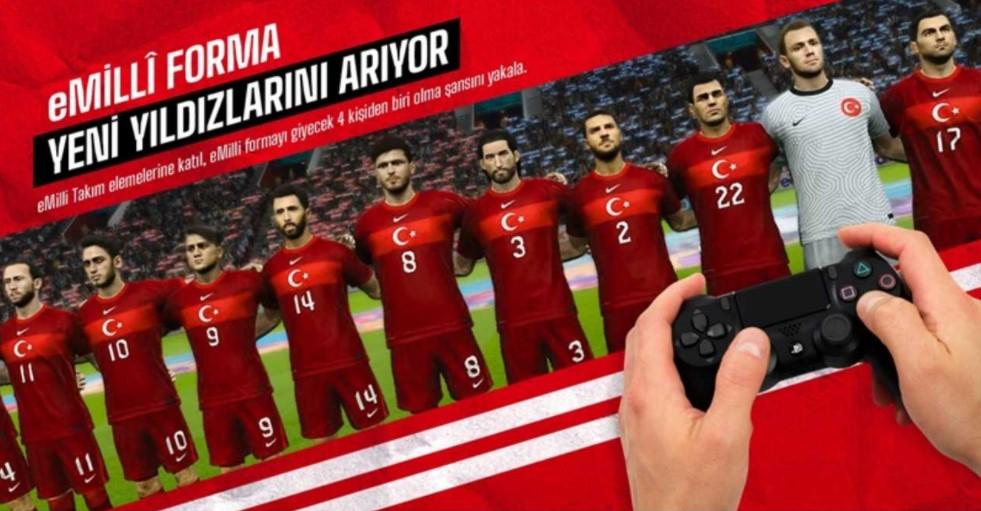 FIFA 21 eMilli Takım