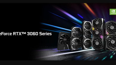 MSI GeForce RTX 3060
