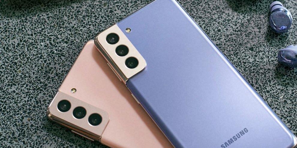 Samsung Galaxy S21 ve S21 Plus