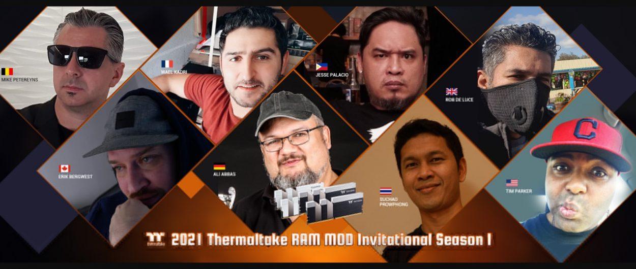 2021 Thermaltake RAM MOD Invitational Season 1